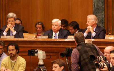 Senator Dodd's Prepared Remarks at Senate Foreign Relations Committee Hearing on the President's plan for a Surge