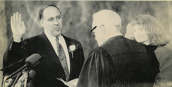 Jim Doyle got his start in politics as Dane County district attorney