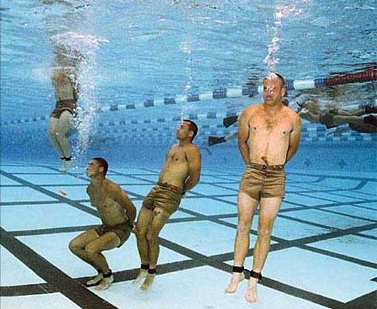 Peace Corps Swimming