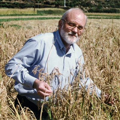 Congo Kinsasha RPCV Dr. Robert Zeigler named as new director general of the International Rice Research Institute