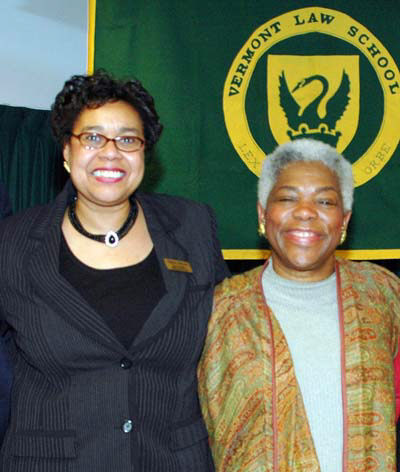 Turkey RPCV Elaine Jones leads Vermont Law School�s Martin Luther King Day observance