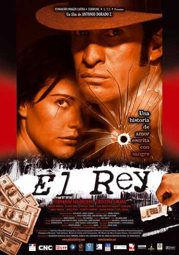 El Rey is one of the 50 movies in the running for this year's foreign-language Academy Award. An urban legend plays a key role in the movie -- American Peace Corps workers teamed up with El Rey and other early traffickers to bring cocaine to U.S. soil