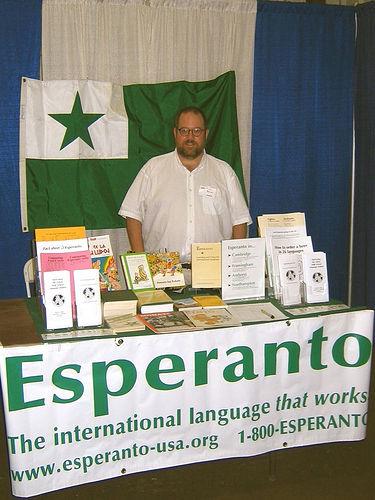 Jamaica RPCV Steve Wagenseller writes: Vivu Esperanto!
