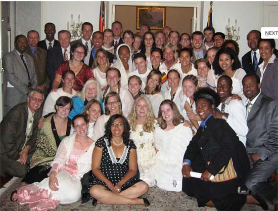 Peace Corps Officially Reopens in Ethiopia