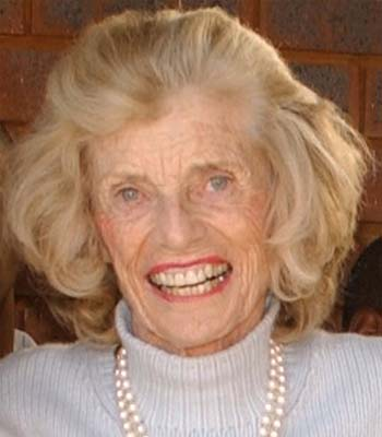 Eunice Kennedy Shriver Suffers Stroke