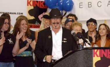 Kinky Friedman Falls Short In Bid For Governor