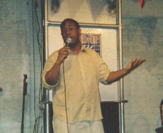 Comedian Gamal Dillard served as a Peace Corps Volunteer in Ecuador