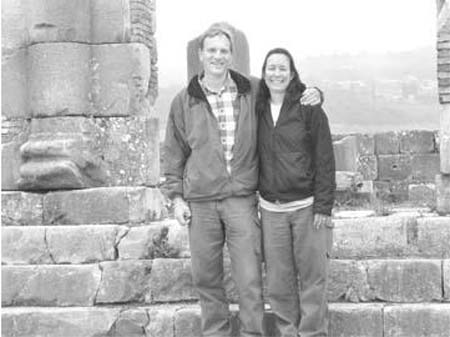 Lance and Stefanie Gatchell will share information about culture, food and their travels in Morocco