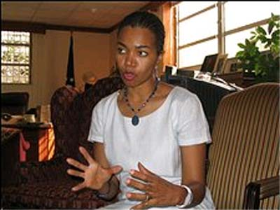 Gina Abercrombie-Winstanley, a senior U.S. advisor to the U.S. delegation at the 55th General Assembly, said that the United States strongly supports UNRWA and its work on behalf of the Palestinian refugee community