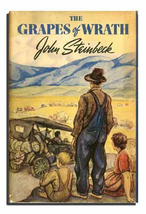 Sam Farr, D-Carmel, will mark the 105th anniversary of Salinas-born author John Steinbeck by reading a passage of �The Grapes of Wrath� on the Floor of the U.S. House