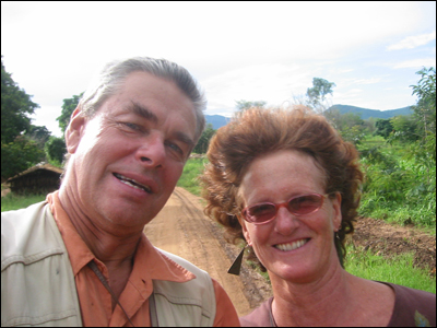 Greg and Susan Dorr  served as Peace Corps Volunteers in Malawi