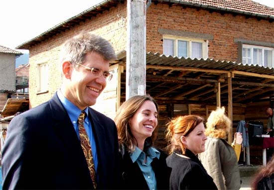 Mali RPCV and Bulgaria Country Director Carl Hammerdorfer named Colorado State's first director for the new Master of Science in Business Administration degree in Global Social and Sustainable Enterprise