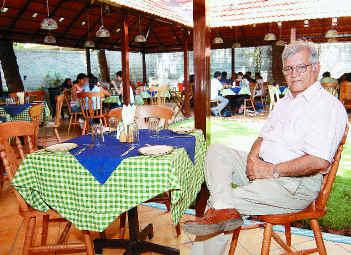 Ever the genial host, Haroon Sulaiman Sait recalls how OPs was originally an offshoot of his 1965-launched Regency Guest House on Brigade Road, with its then Rs 12.50 daily bed-and-breakfast tariff, where Peace Corps volunteers found a congenial shelter