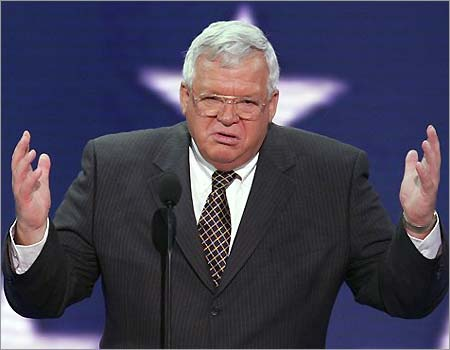 Al Kamen writes: Hastert Way Ahead of the Story