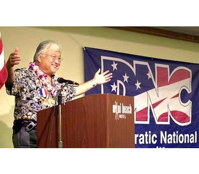 Mike Honda says Democratic Party in paradigm shift