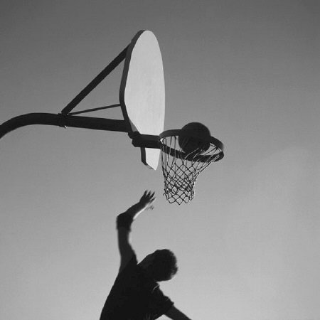 Kurt Carlson played basketball as a Peace Corps Volunteer against the national team of Togo