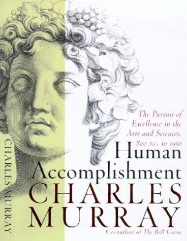 Thailand RPCV Chalres Murray discusses his latest book Human Accomplishment