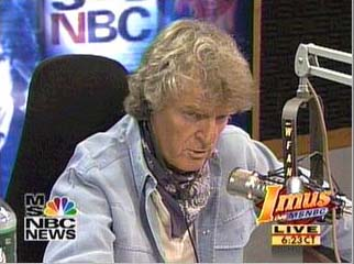Dodd announces candidacy on Imus in the Morning