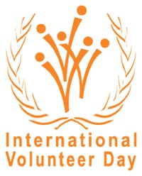 Peace Corps Commemorates International Volunteer Day