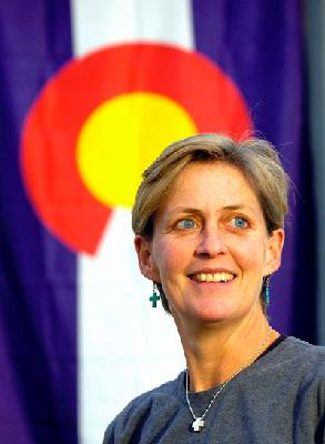 Tunisia RPCV Jeannie Ritter is new first lady of Colorado