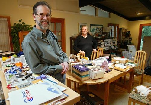 Bahrain RPCV Jeff Kelley-Clarke and his wife, Paula, are packing for a move to Moldova, where he will oversee about 40 paid staffers and 135 volunteers for the Peace Corps