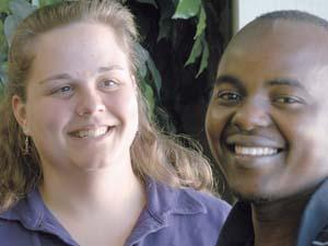 Peace Corps stint brings changes to Wilson and Jessica Gathirimu
