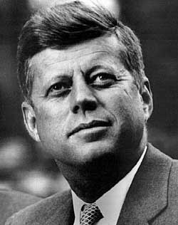 More Water Bottles, Fewer Bullets: John F. Kennedy's decision to create the Peace Corps was in some ways a showy bit of public diplomacy, but its core of idealism and commitment survives to this day