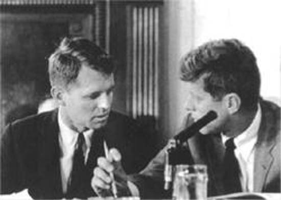 RFK and JFK