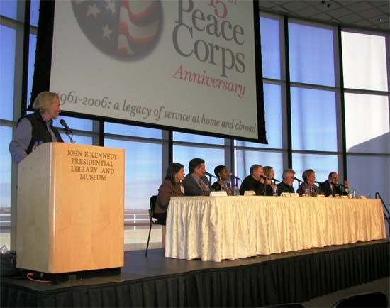 Second Edition: Greater Boston celebrates the 45th Anniversary of the Peace Corps