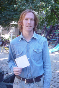 Peace Corps Volunteer Jim Guittard has written a song in support of the Bulgarian teachers demanding salary increases