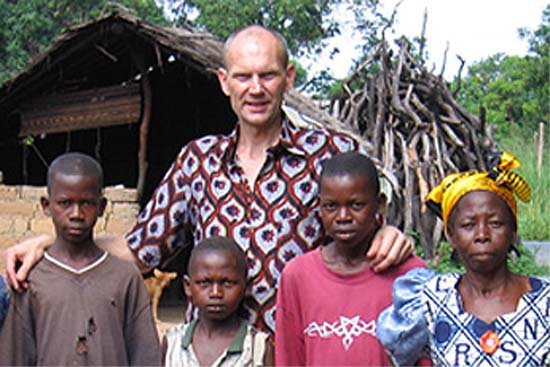 RPCV John Hanson returns to Central African Republic with Mercy Corps