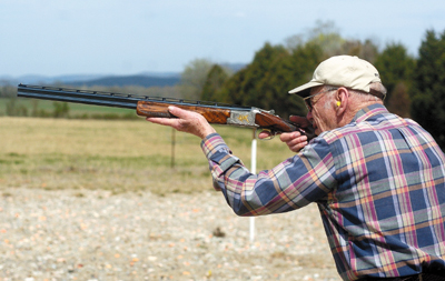 Still skeet shooting at 90, Philippines RPCV John Taylor is 'one of the last Southern gentlemen'