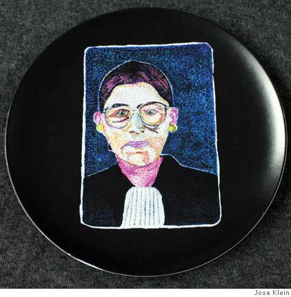 Suriname RPCV José Klein is plate artist