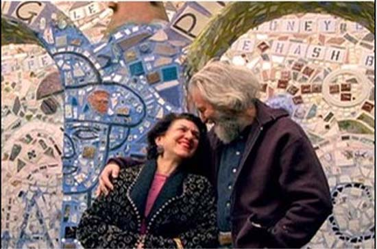 In a Dream director Jeremiah Zagar discovers the private world of his mosaic artist father