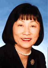 Julia Chang Bloch  served as an evaluation officer, Peace Corps, in 1968 - 70; training officer, East Asia and Pacific Region, Peace Corps, 1967 - 68; and Peace Corps volunteer in Sabah, Malaysia, in 1964 - 66