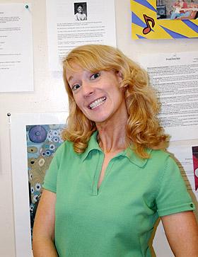 Poland RPCV  Julia Taylor to teach English at Paly