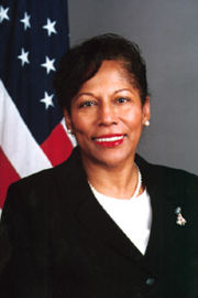 June Carter Perry, the ambassador designate to the Republic of Sierra Leone, strongly supports reintroduction of a Peace Corps program in Sierra Leone