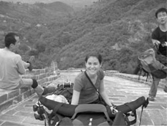 China RPCV Katie Silvester returns to China to teach English at a private Chinese university