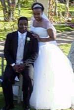 Estonia RPCV Kelvin Lamar Reese marries Carla Renita Ming