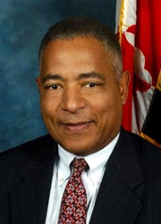 Lesotho RPCV Kenneth C. Montague, Jr., is Secretary of Juvenile Services  for the State of Maryland