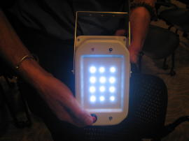 RPCV Sam Goldman's Start-up aims to reinvent the kerosene lamp