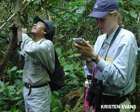 Bolivia RPCV Kristen Evans writes The Great Monkey Chase