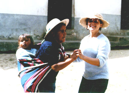 Kristin McKennon looks back with pride at two-year Peace Corps stint in Bolivia
