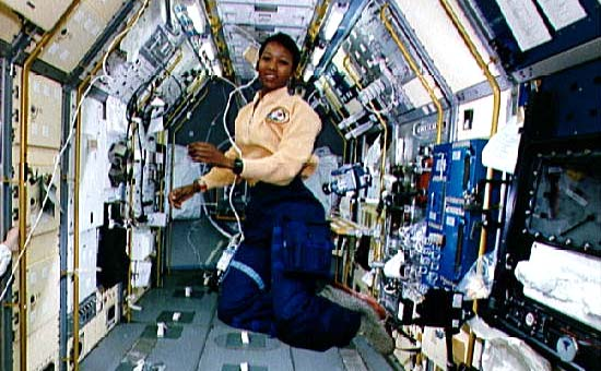 Peace Corps Medical Officer Mae C. Jemison was first African-American Woman in Space