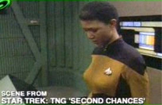Mae Jemison had cameo in Star Trek: The Next Generation