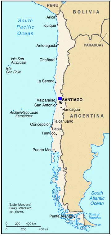 Photograph of Chile