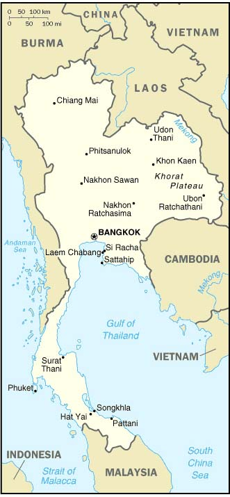  Photograph of Thailand