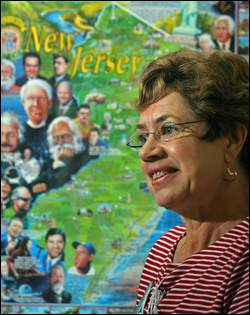 Guatemala RPCV Marguerite Chandler has founded a food bank, a center for nonprofit social service agencies, a foundation devoted to the elimination of hunger and organizations to promote New Jersey's historical heritage
