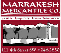 Morocco RPCV Tim O'Brien is co-owner and manager of Marrakesh Mercantile Co.