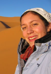 Serving in the Peace Corps in Morocco, Mary Elizabeth Bruce  learns � and lives � the meaning of the word �marhaba.�